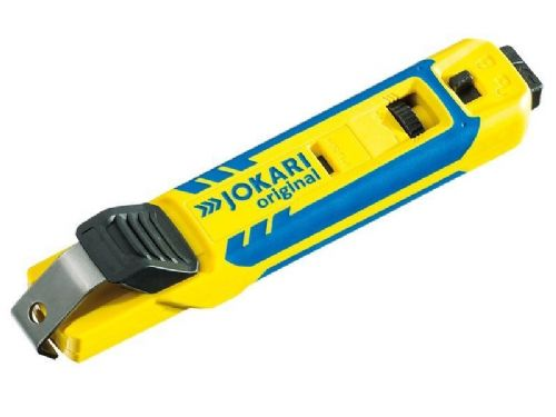 Jokari 7000 Cable & Wire Stripper Cut Stripping Tool 4mm - 70mm Small Big System